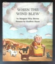 WHEN THE WIND BLEW by Margaret Wise Brown