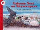 FALCONS NEST ON SKYSCRAPERS by Priscilla Belz Jenkins