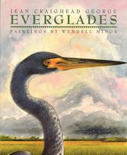 EVERGLADES by Jean Craighead George