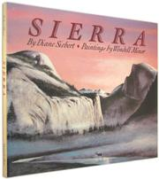 Cover art for SIERRA
