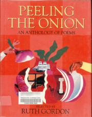 PEELING THE ONION by Ruth Gordon