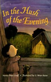 IN THE HUSH OF THE EVENING by Nancy Price Graff
