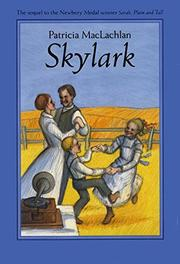 Cover art for SKYLARK