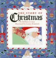 THE STORY OF CHRISTMAS by Barbara Cooney