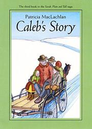 Cover art for CALEB'S STORY