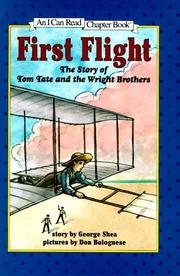 FIRST FLIGHT by George Shea