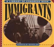 IMMIGRANTS by Martin W. Sandler