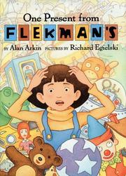 ONE PRESENT FROM FLEKMAN'S by Alan Arkin