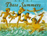 Cover art for THOSE SUMMERS