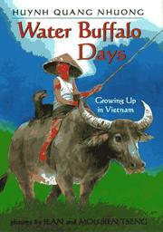 WATER BUFFALO DAYS by Huynh Quang Nhuong