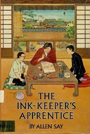 THE INN-KEEPER'S APPRENTICE by Allen Say