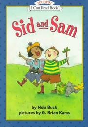 SID AND SAM by Nola Buck