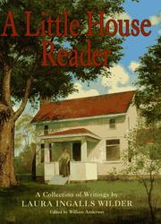 Book Cover for A LITTLE HOUSE READER