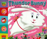 THUNDER BUNNY by Rodney Alan Greenblat