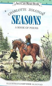 SEASONS by Charlotte Zolotow