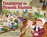 Book Cover for THANKSGIVING ON PLYMOUTH PLANTATION