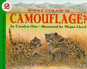 WHAT COLOR IS CAMOUFLAGE? by Carolyn Otto