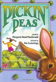 PICKIN' PEAS by Margaret Read--Adapt. MacDonald