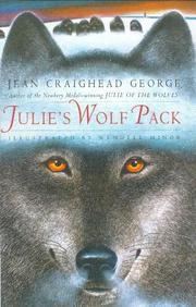 JULIE'S WOLF PACK by Jean Craighead George