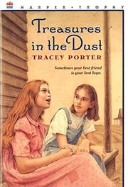 Cover art for TREASURES IN THE DUST