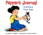 PEPPER'S JOURNAL by Stuart J. Murphy