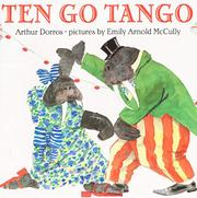 Book Cover for TEN GO TANGO