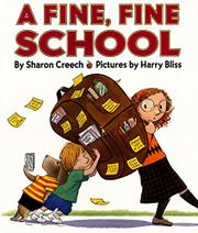 A FINE, FINE SCHOOL by Sharon Creech