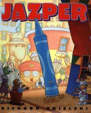 JAZPER by Richard Egielski