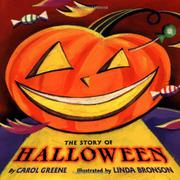 Cover art for THE STORY OF HALLOWEEN
