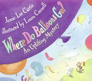 Book Cover for WHERE DO BALLOONS GO?