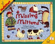 MISSING MITTENS by Stuart J. Murphy