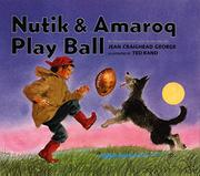 Cover art for NUTIK AND AMAROQ PLAY BALL