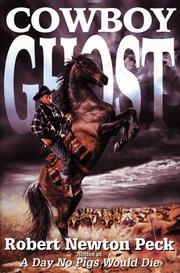 Cover art for COWBOY GHOST