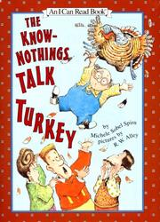 THE KNOW-NOTHINGS TALK TURKEY by Michele Sobel Spirn