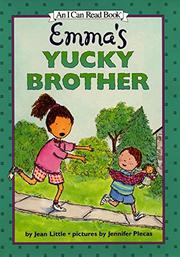 Cover art for EMMA'S YUCKY BROTHER