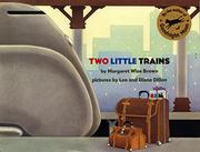 Book Cover for TWO LITTLE TRAINS