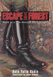 ESCAPE TO THE FOREST by Ruth Yaffe Radin
