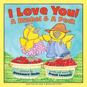 I LOVE YOU! A BUSHEL AND A PECK by Frank Loesser