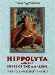 Cover art for HIPPOLYTA AND THE CURSE OF THE AMAZONS