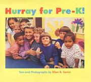 HURRAY FOR PRE-K! by Ellen B. Senisi