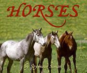 HORSES by Seymour Simon