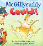 MCGILLYCUDDY COULD! by Pamela Duncan Edwards