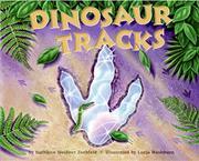 DINOSAUR TRACKS by Kathleen Weidner Zoehfeld