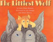 Cover art for THE LITTLEST WOLF