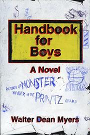 Book Cover for HANDBOOK FOR BOYS
