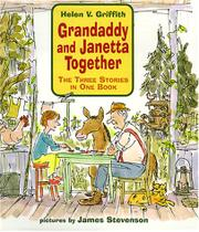 GRANDADDY AND JANETTA TOGETHER by Helen V. Griffith