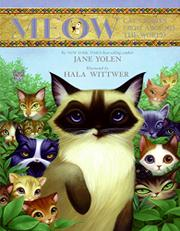 MEOW by Jane Yolen