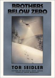 Cover art for BROTHERS BELOW ZERO