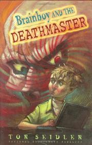 Cover art for BRAINBOY AND THE DEATHMASTER