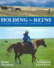 HOLDING THE REINS by Marc Talbert